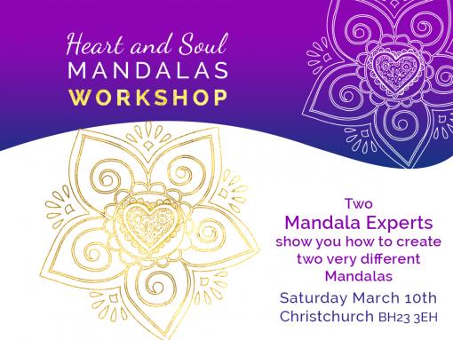 Heart and Soul Mandala Workshop