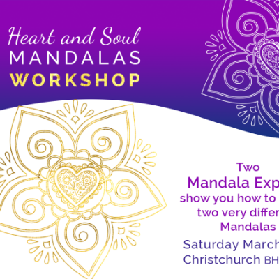 Heart and Soul Mandala Workshop