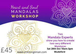 Heart and Soul Mandalas