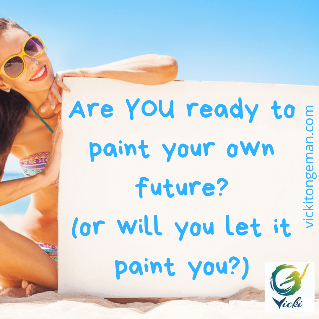 are you ready to paint your own picture