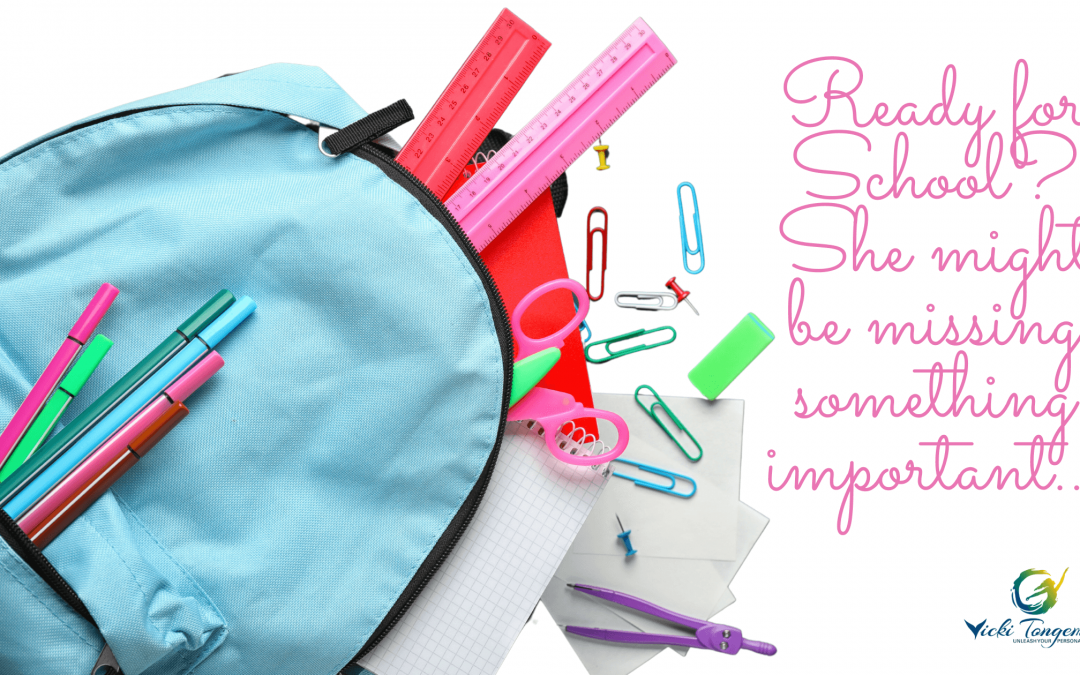 Does Your Child Have Everything They Need For School?